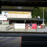 Photo taken at Gotschnabahn Talstation by Artyom P. on 6/19/2014