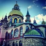 Photo taken at Храм всех религий by Sugy K. on 5/21/2013