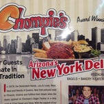 Photo taken at Chompie's Deli by Charles J. on 6/18/2013