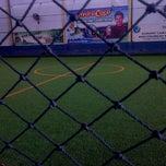 Photo taken at Meazza Futsal by Rudi P. on 4/4/2014