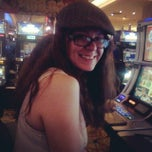 Photo taken at San Manuel Indian Bingo Casino by Ashly R. on 4/12/2014