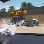 Photo taken at Dollar General by Valerie C. on 6/22/2013