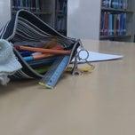 Photo taken at Library Politeknik Kuching Sarawak by Noor Haizan H. on 10/3/2013