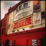 Photo taken at Theatre Royal Stratford East by Cyanide on 9/5/2013