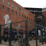 Photo taken at Sandlot Brewery @ Coors Field by HopHeadJim on 10/11/2013