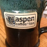 Photo taken at Aspen Coffee and Tea by Randy T. on 2/28/2013