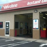 Photo taken at Valvoline Instant Oil Change by Ryan P. on 5/7/2013