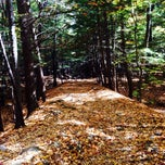 Photo taken at Prospect Mt Trail Foot Path by Sarah on 10/13/2013