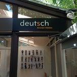 Photo taken at Deutsch Design Works by Anne F. on 4/18/2013