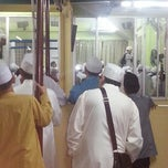 Photo taken at Surau al-Hakim by Khairil Azmin M. on 1/14/2014