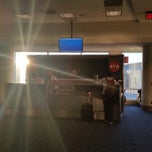 Photo taken at Gate 47A by Yana R. on 1/5/2015