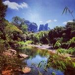 Photo taken at Tree Top Jungle Hut by Evgeniy K. on 1/29/2014