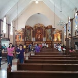 Photo taken at San Jose De Trozo Parish by John Paul L. on 4/6/2014