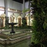 Photo taken at Palacio de Miraflores by Marcelo D. on 4/15/2013
