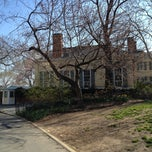 Photo taken at Gracie Mansion by Jen M. on 4/14/2013
