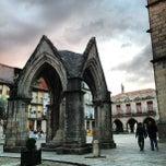 Photo taken at Largo da Oliveira by Eduardo Y. on 10/19/2012