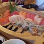Photo taken at Fuji Sushi by J. P. on 8/29/2013