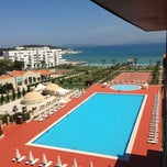 Photo taken at Radisson Blu Resort & Spa, Cesme by Işılay B. on 5/11/2013