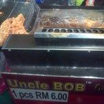 Photo taken at Uncle Bob's Fried Chicken (Downtown Cheras) by Ryzal I. on 5/12/2014