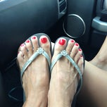 Photo taken at V Nails by Jana C. on 7/28/2013