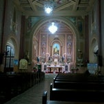 Photo taken at Igreja Matriz São Roque by Ricardo G. on 6/16/2013