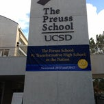 Photo taken at The Preuss School - UCSD by Danny M. on 11/10/2012