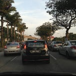 Photo taken at Templer Roundabout by Irzasyah M. on 5/16/2013