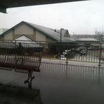 Photo taken at William F Walsh Regional Transportation Center (SYR) by tony r. on 11/24/2012