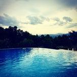 Photo taken at Swimming Pool by Bisera S. on 6/13/2014