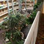 Photo taken at Embassy Suites by Ed H. on 5/4/2013