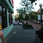 Photo taken at Downtown Oak Park by Krystle on 6/28/2013