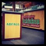 Photo taken at Willy-Brandt-Platz by David L. on 7/13/2013