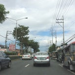 Photo taken at Dr. A. Santos Avenue (Sucat Road) by Nuel M. on 3/27/2014