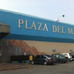 Photo taken at Plaza Del Mar by Diana O. on 5/7/2013