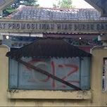 Photo taken at Pusat Ikan Hias Raden Inten by Fungki A. on 6/15/2013