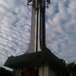 Photo taken at Masjid Jami Asy-Syakirin by Fungki A. on 5/17/2013