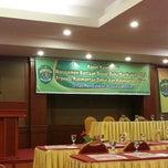 Photo taken at Grand Sawit Hotel by Mas Edz on 8/6/2014