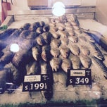 Photo taken at City Supermarket Irvington by Abdullah Yilmaz T. on 11/29/2014