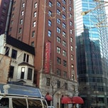 Photo taken at Red Roof Inn Chicago Downtown - Magnificent Mile by Luca M. on 5/8/2013