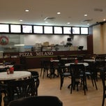 Photo taken at Pizza Milano by Ismail A. on 6/23/2013