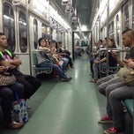 Photo taken at LRT 1 (5th Avenue Station) by Jhozza L. on 6/25/2013