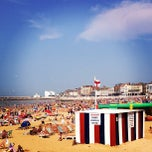 Photo taken at Margate Beach by Jakub D. on 7/7/2013