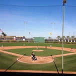 Photo taken at Packard Baseball Stadium by Ellen Streiff on 2/8/2014
