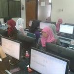 Photo taken at Gedung AR Fachruddin B by Lailia Tantri Z. on 5/23/2014