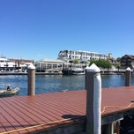 Photo taken at Newport OnShore Resort by Priscilla P. on 6/7/2014