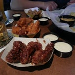 Photo taken at Buffalo Wild Wings by Brittany H. on 12/21/2013