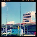 Photo taken at Aeropuerto Internacional del Cibao by RichSex on 5/25/2013