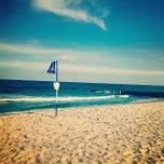 Photo taken at Karge Street Beach by chuckdafonk F. on 6/28/2014