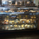 Photo taken at Einstein Bros Bagels by Rosa R. on 4/10/2015