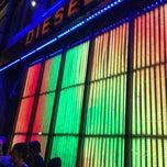 Photo taken at Diesel by Jamie D. on 7/20/2014